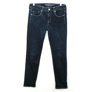 American Eagle Skinny Stretch Jeans Sz 8 R